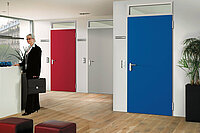 Novoferm security doors are suited for the widest range of applications