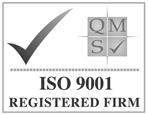ISO 9001 certified organisation